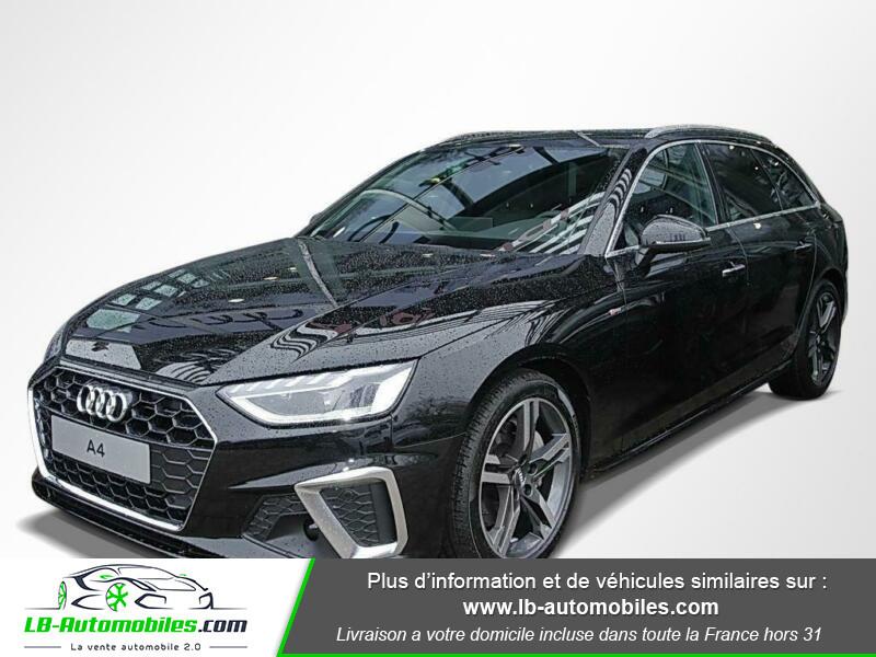 Audi A4 Avant 40 TFSI 204 S-tronic Noir occasion à Beaupuy