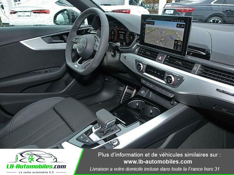 Audi A4 Avant 40 TFSI 204 S-tronic Noir occasion à Beaupuy - photo n°2
