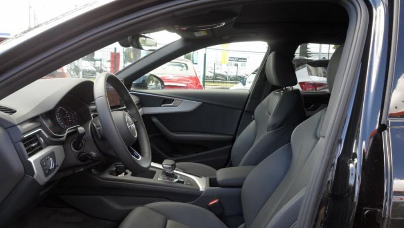 Audi A4 Avant 45 TDI 231 QUATTRO SLINE Ext Toit Pano Ouv GPS LED Noir occasion à Toulouse - photo n°16