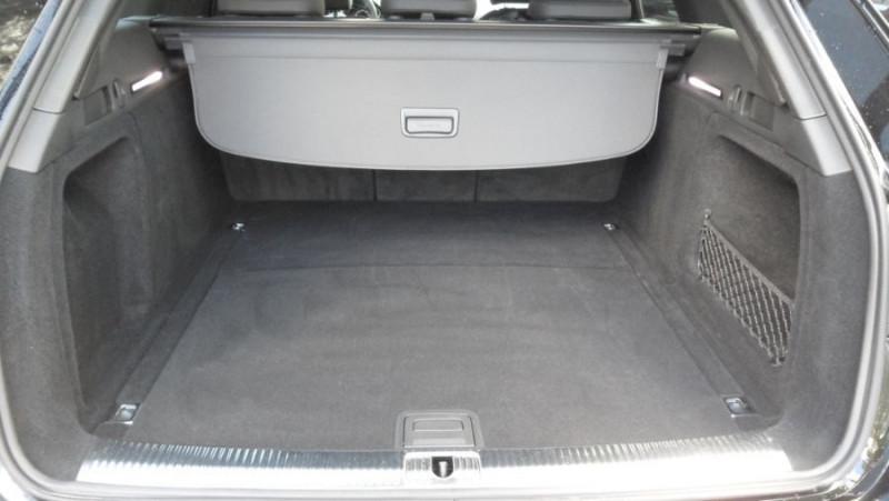 Audi A4 Avant 45 TDI 231 QUATTRO SLINE Ext Toit Pano Ouv GPS LED Noir occasion à Toulouse - photo n°9