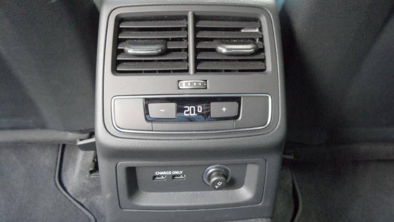 Audi A4 Avant 45 TDI 231 QUATTRO SLINE Ext Toit Pano Ouv GPS LED Noir occasion à Toulouse - photo n°14
