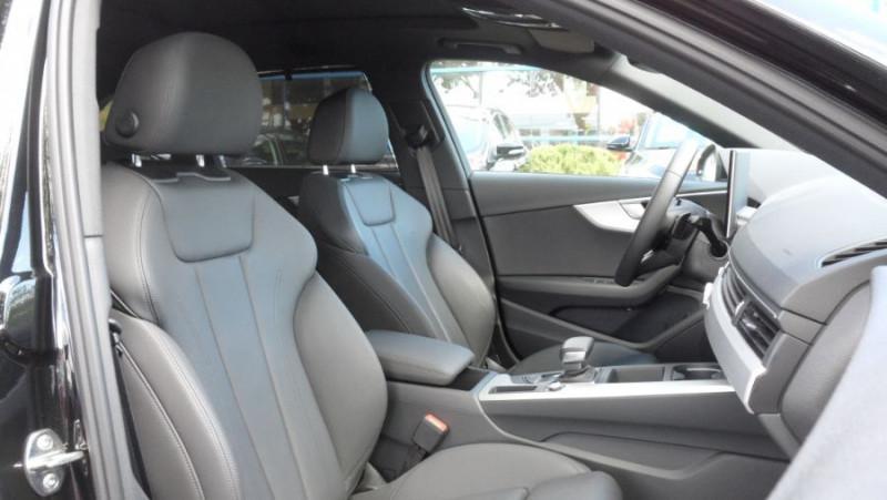 Audi A4 Avant 45 TDI 231 QUATTRO SLINE Ext Toit Pano Ouv GPS LED Noir occasion à Toulouse - photo n°11
