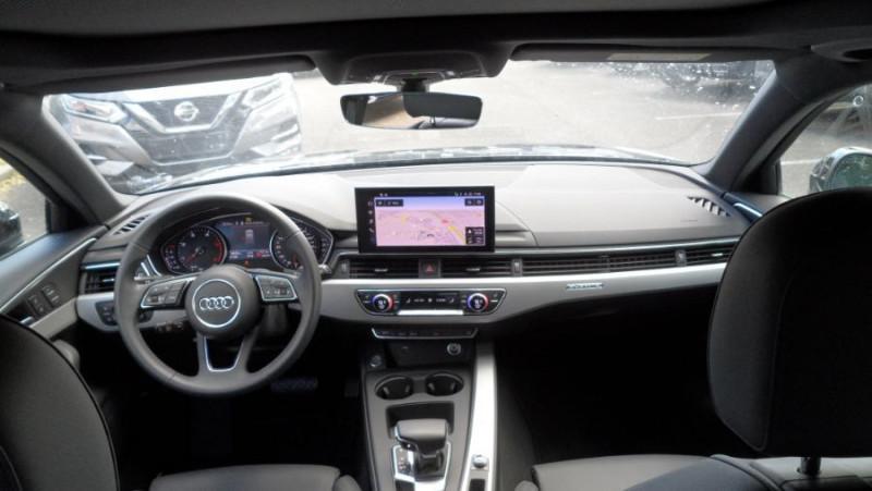Audi A4 Avant 45 TDI 231 QUATTRO SLINE Ext Toit Pano Ouv GPS LED Noir occasion à Toulouse - photo n°15