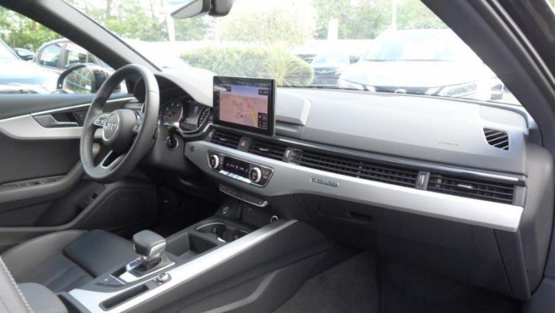 Audi A4 Avant 45 TDI 231 QUATTRO SLINE Ext Toit Pano Ouv GPS LED Noir occasion à Toulouse - photo n°12