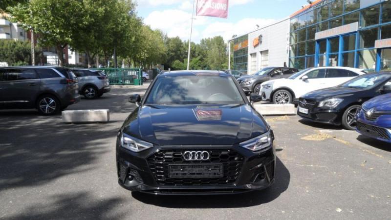 Audi A4 Avant 45 TDI 231 QUATTRO SLINE Ext Toit Pano Ouv GPS LED Noir occasion à Toulouse - photo n°2