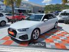 Audi A4 Avant 45 TDI 231 QUATTRO SLINE Ext Toit Pano Ouv GPS LED Blanc à Saïx 81