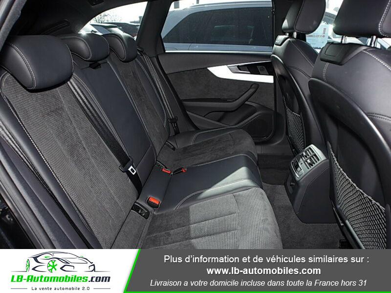 Audi A4 Avant 45 TFSI 245 S-tronic Noir occasion à Beaupuy - photo n°7