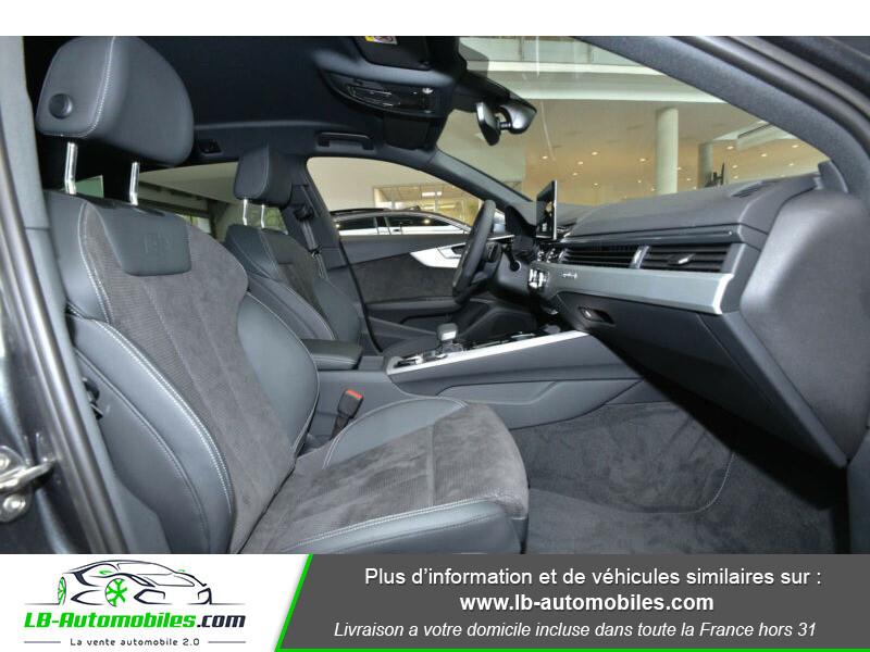 Audi A4 Avant 45 TFSI 245 S-tronic Gris occasion à Beaupuy - photo n°5