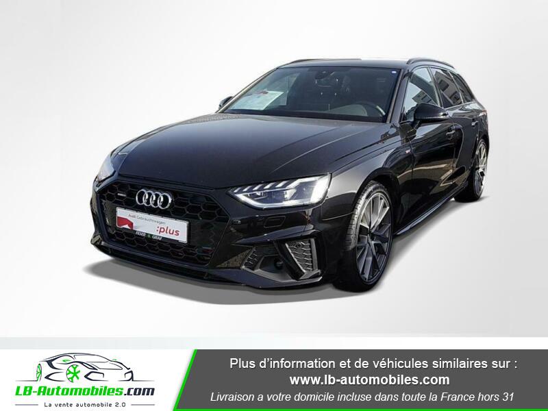 Audi A4 Avant 45 TFSI 245 S-tronic Noir occasion à Beaupuy