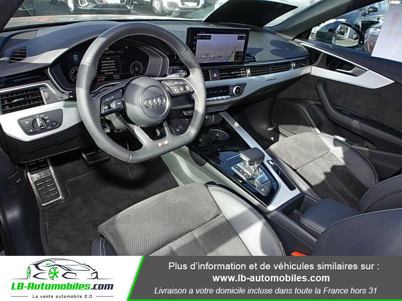 Audi A4 Avant 45 TFSI 245 S-tronic Noir occasion à Beaupuy - photo n°2