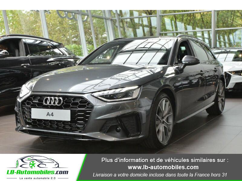 Audi A4 Avant 45 TFSI 245 S-tronic Gris occasion à Beaupuy