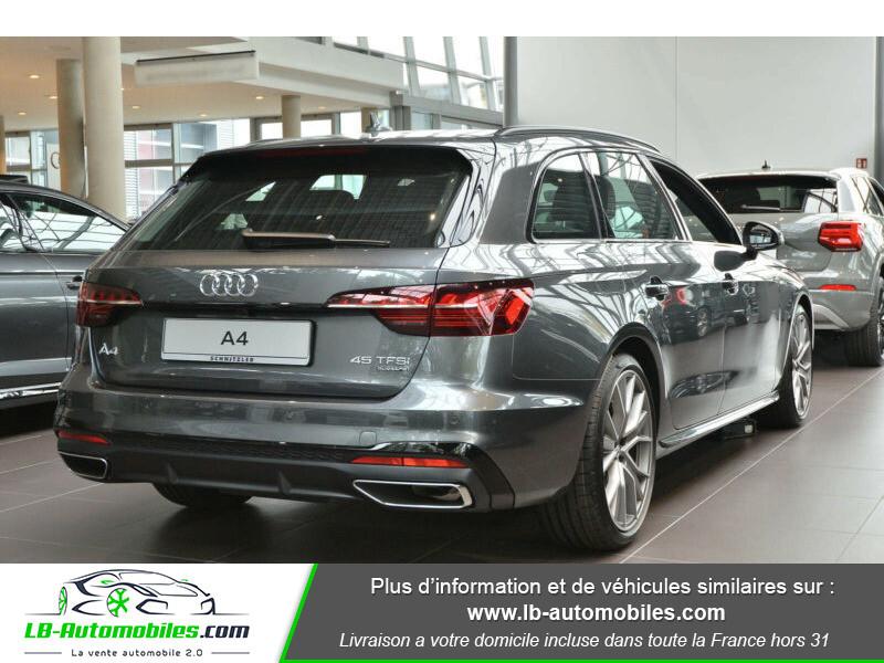 Audi A4 Avant 45 TFSI 245 S-tronic Gris occasion à Beaupuy - photo n°3