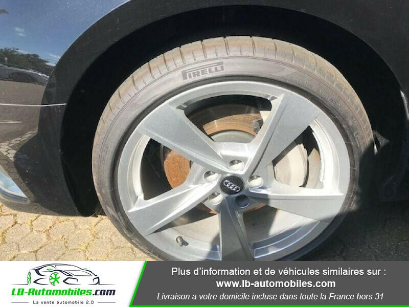 Audi A4 Avant 45 TFSI 245 S-tronic Noir occasion à Beaupuy - photo n°12