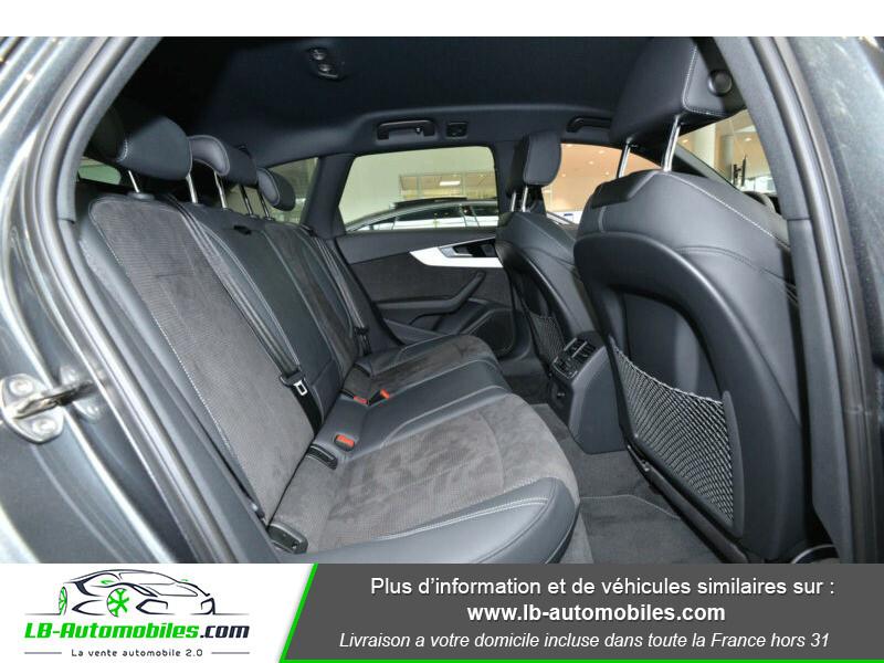 Audi A4 Avant 45 TFSI 245 S-tronic Gris occasion à Beaupuy - photo n°6