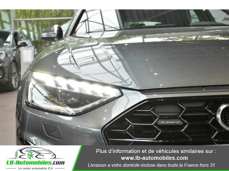 Audi A4 Avant 45 TFSI 245 S-tronic Gris occasion à Beaupuy - photo n°10