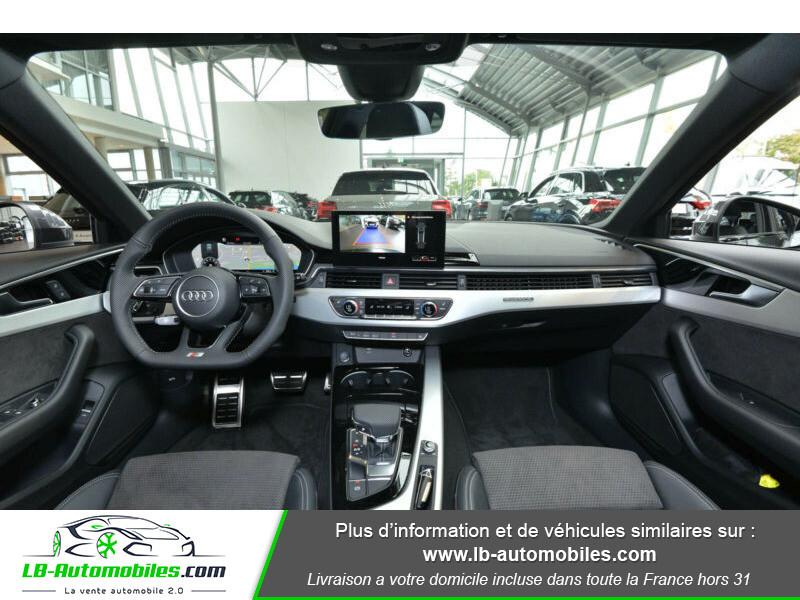 Audi A4 Avant 45 TFSI 245 S-tronic Gris occasion à Beaupuy - photo n°2