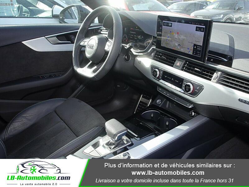 Audi A4 Avant 45 TFSI 245 S-tronic Noir occasion à Beaupuy - photo n°5
