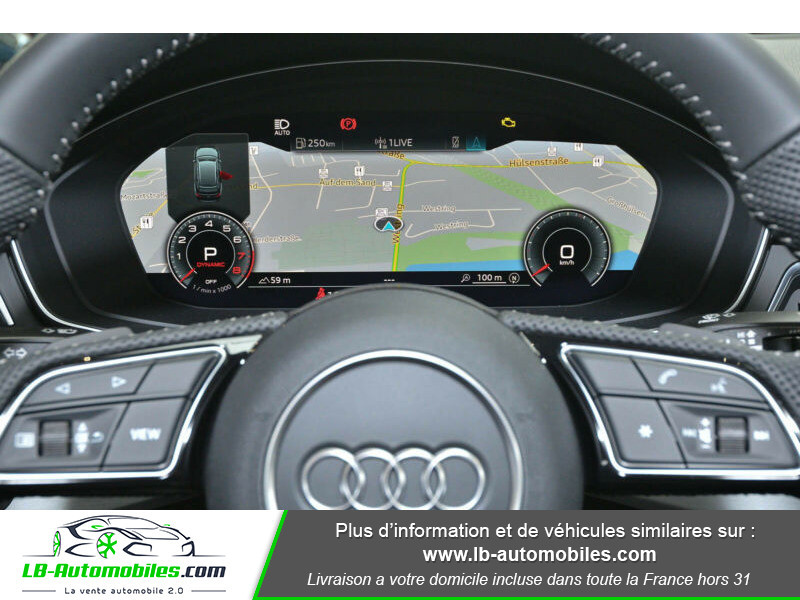 Audi A4 Avant 45 TFSI 245 S-tronic Gris occasion à Beaupuy - photo n°8