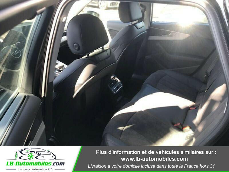 Audi A4 Avant 45 TFSI 245 S-tronic Noir occasion à Beaupuy - photo n°11