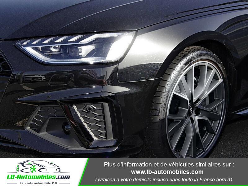 Audi A4 Avant 45 TFSI 245 S-tronic Noir occasion à Beaupuy - photo n°10