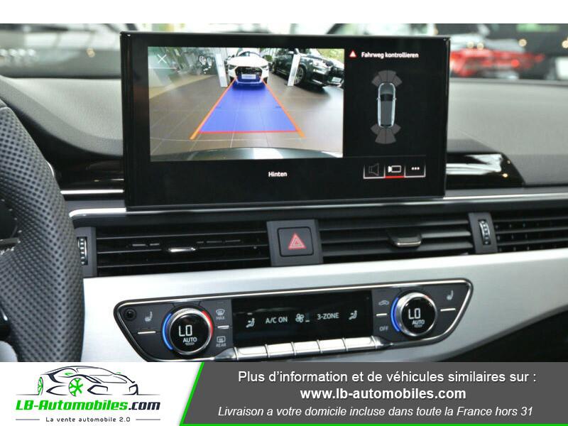 Audi A4 Avant 45 TFSI 245 S-tronic Gris occasion à Beaupuy - photo n°9