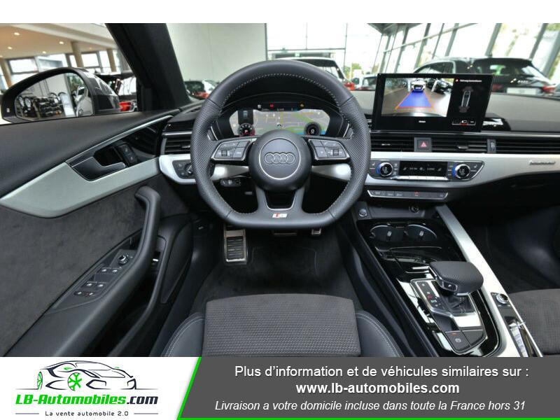 Audi A4 Avant 45 TFSI 245 S-tronic Gris occasion à Beaupuy - photo n°7