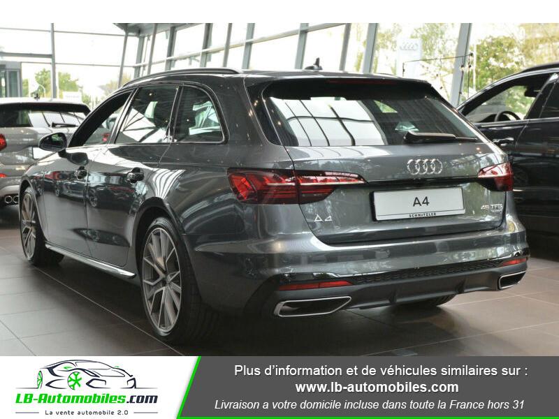 Audi A4 Avant 45 TFSI 245 S-tronic Gris occasion à Beaupuy - photo n°4
