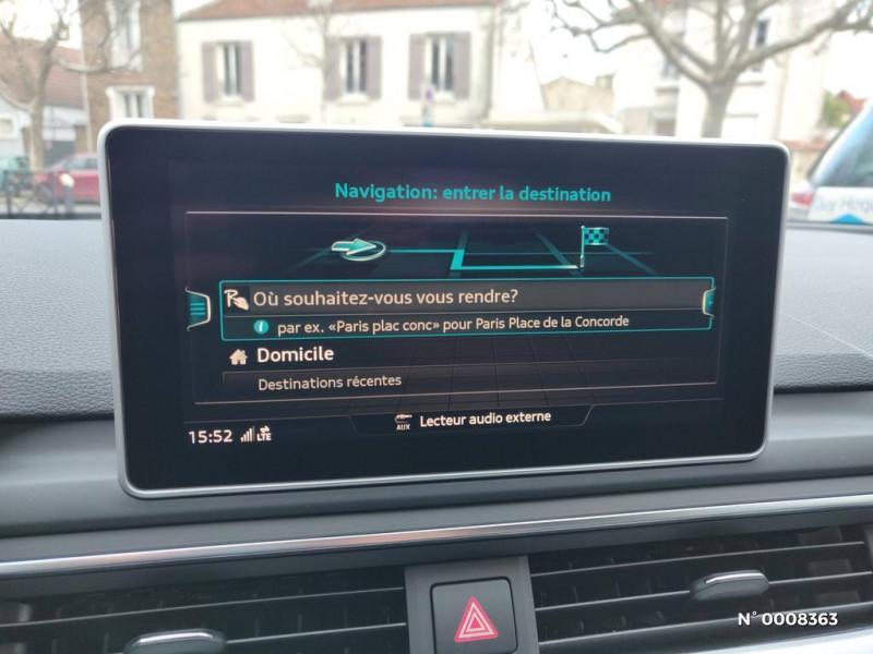 Audi A4 Avant A4 Avant 2.0 TDI 150 S tronic 7S line Gris occasion à Saint-Maur-des-Fossés - photo n°20