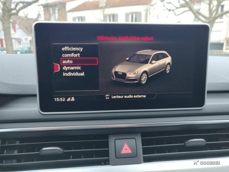 Audi A4 Avant A4 Avant 2.0 TDI 150 S tronic 7S line Gris occasion à Saint-Maur-des-Fossés - photo n°18