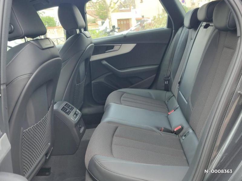 Audi A4 Avant A4 Avant 2.0 TDI 150 S tronic 7S line Gris occasion à Saint-Maur-des-Fossés - photo n°9