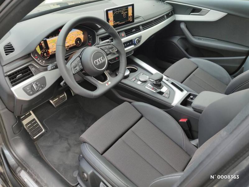 Audi A4 Avant A4 Avant 2.0 TDI 150 S tronic 7S line Gris occasion à Saint-Maur-des-Fossés - photo n°12