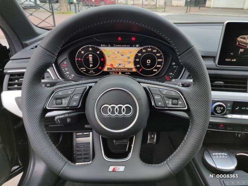 Audi A4 Avant A4 Avant 2.0 TDI 150 S tronic 7S line Gris occasion à Saint-Maur-des-Fossés - photo n°14