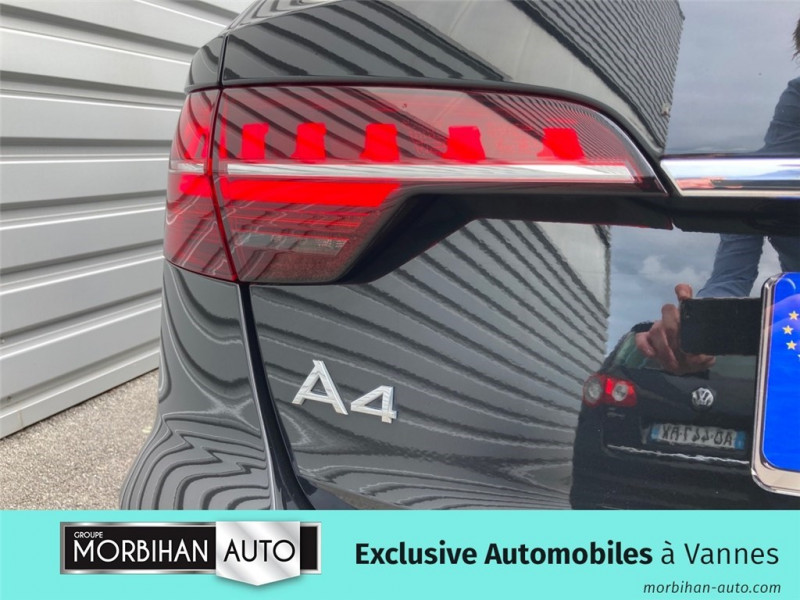 Audi A4 Avant A4 Avant 30 TDI 136 S tronic 7  occasion à Vannes - photo n°17