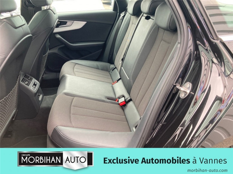 Audi A4 Avant A4 Avant 30 TDI 136 S tronic 7  occasion à Vannes - photo n°4