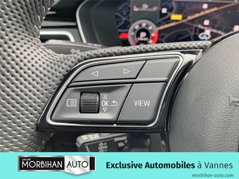 Audi A4 Avant A4 Avant 30 TDI 136 S tronic 7  occasion à Vannes - photo n°14