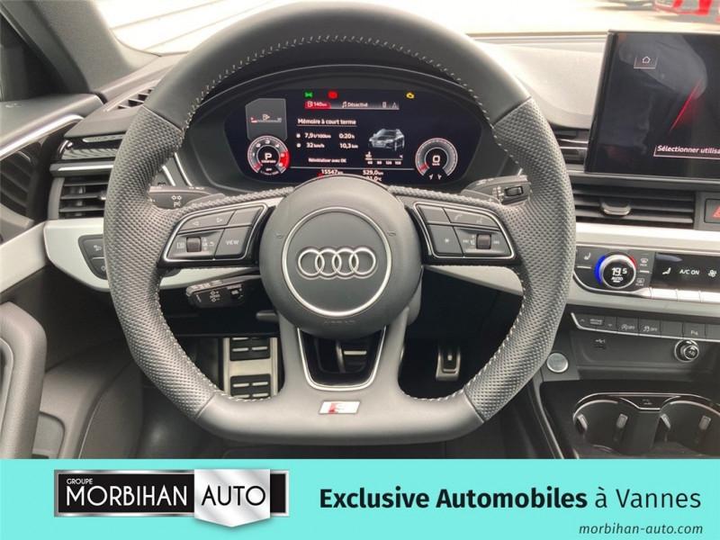 Audi A4 Avant A4 Avant 30 TDI 136 S tronic 7  occasion à Vannes - photo n°7