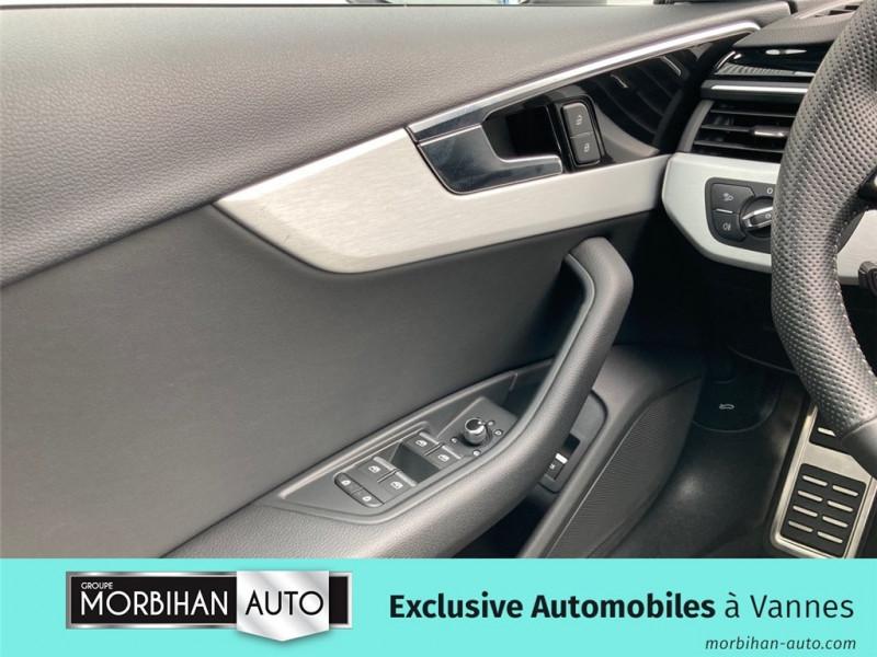 Audi A4 Avant A4 Avant 30 TDI 136 S tronic 7  occasion à Vannes - photo n°12