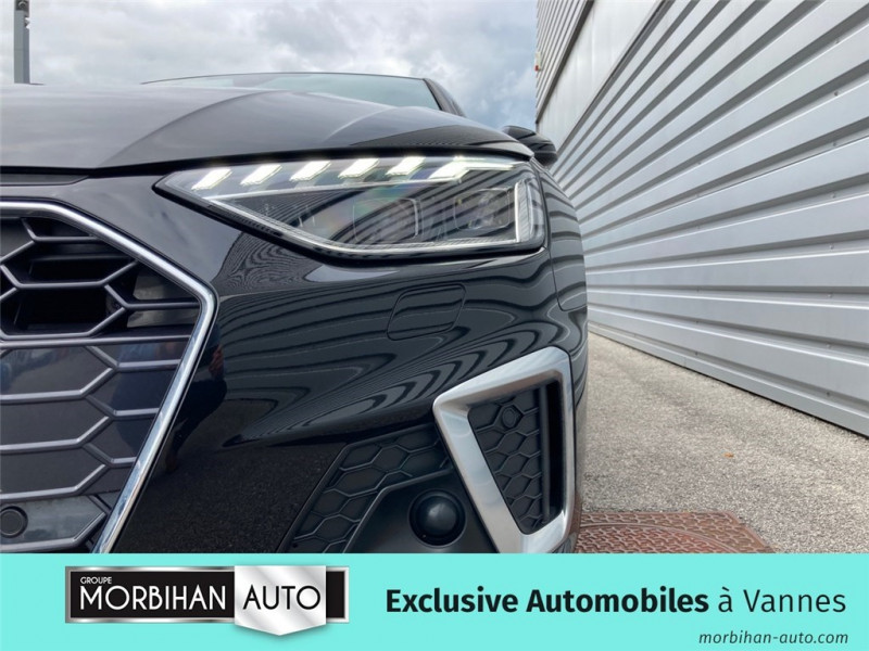 Audi A4 Avant A4 Avant 30 TDI 136 S tronic 7  occasion à Vannes - photo n°18