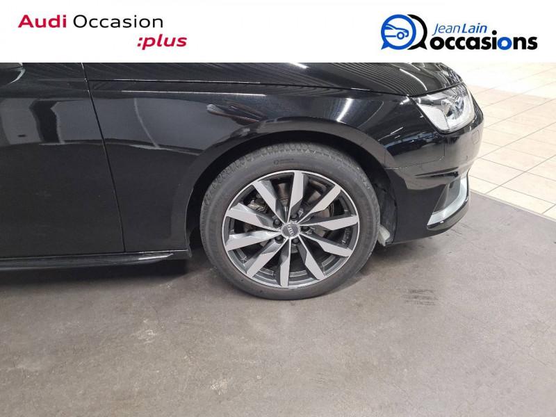 Audi A4 Avant A4 Avant 35 TDI 163 S tronic 7 Avus 5p Noir occasion à Seynod - photo n°9