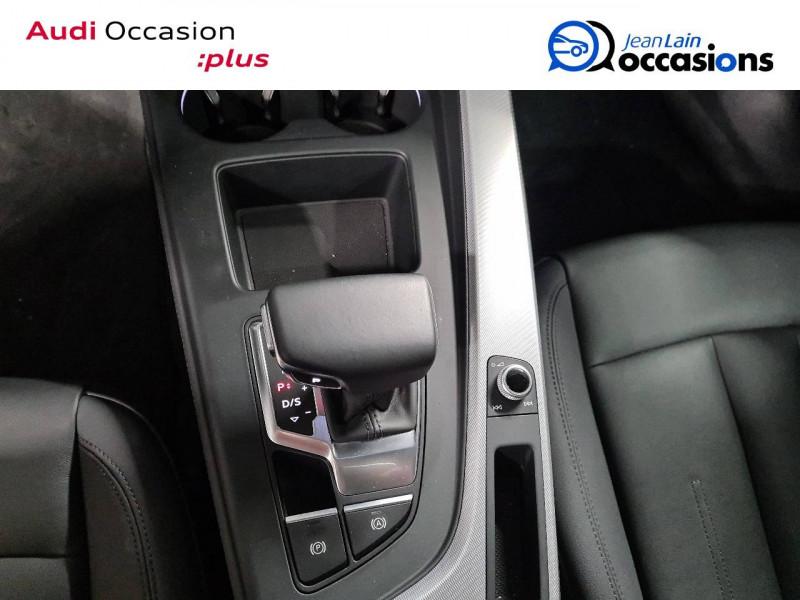 Audi A4 Avant A4 Avant 35 TDI 163 S tronic 7 Avus 5p Noir occasion à Seynod - photo n°13