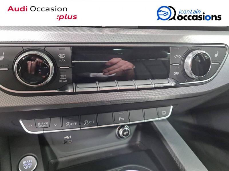 Audi A4 Avant A4 Avant 35 TDI 163 S tronic 7 Avus 5p Noir occasion à Seynod - photo n°14