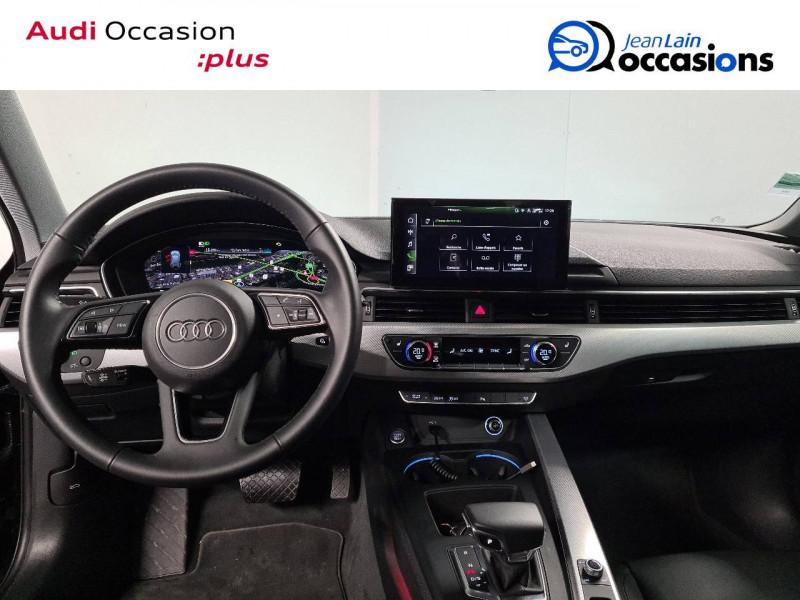 Audi A4 Avant A4 Avant 35 TDI 163 S tronic 7 Avus 5p Noir occasion à Seynod - photo n°18
