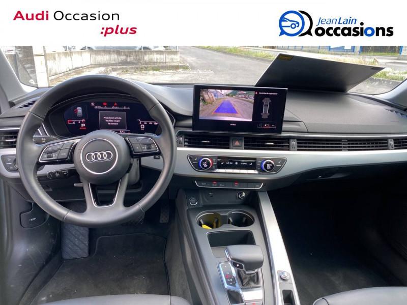 Audi A4 Avant A4 Avant 35 TDI 163 S tronic 7 Avus 5p Argent occasion à Sallanches - photo n°18