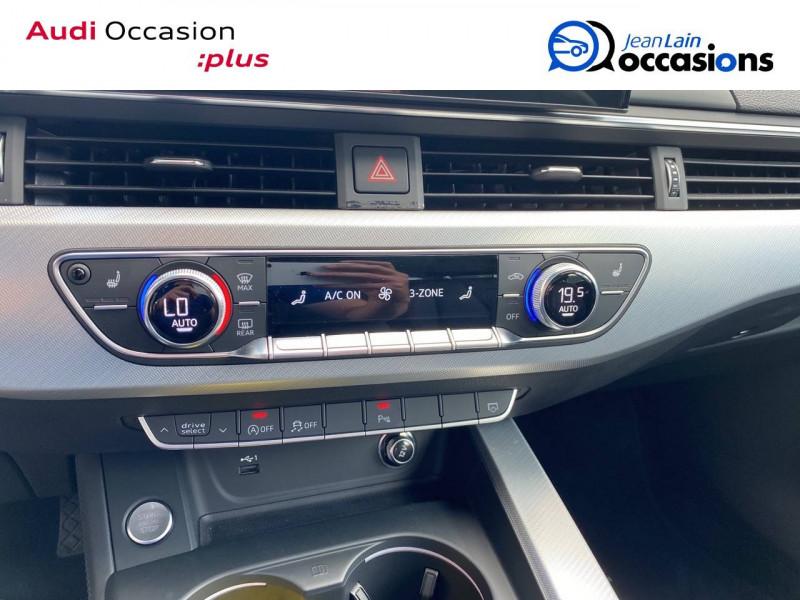 Audi A4 Avant A4 Avant 35 TDI 163 S tronic 7 Avus 5p Argent occasion à Sallanches - photo n°14