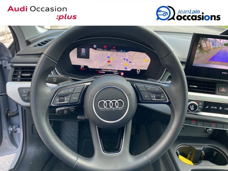 Audi A4 Avant A4 Avant 35 TDI 163 S tronic 7 Avus 5p Argent occasion à Sallanches - photo n°12