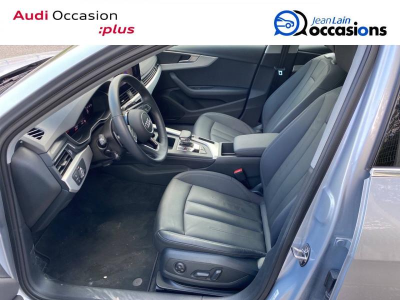 Audi A4 Avant A4 Avant 35 TDI 163 S tronic 7 Avus 5p Argent occasion à Sallanches - photo n°11