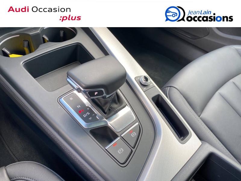 Audi A4 Avant A4 Avant 35 TDI 163 S tronic 7 Avus 5p Argent occasion à Sallanches - photo n°13