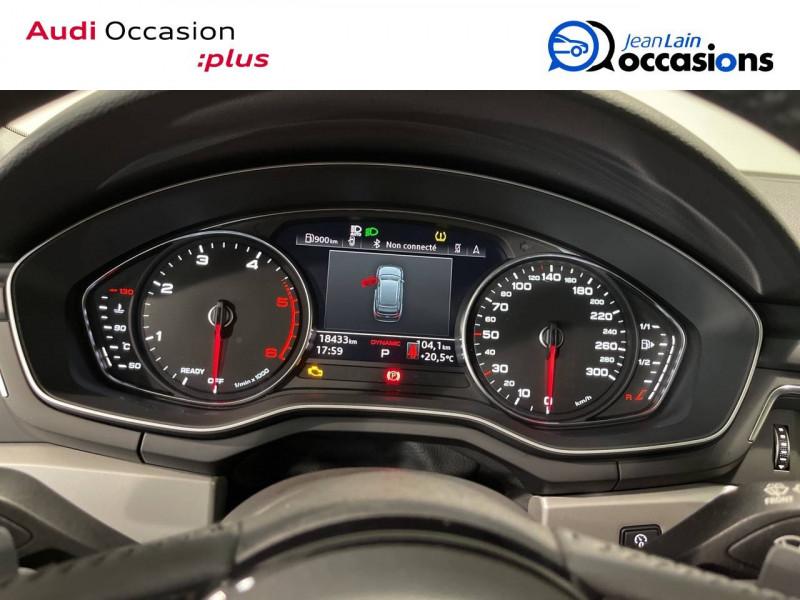 Audi A4 Avant A4 Avant 35 TDI 163 S tronic 7 Business Line 5p Gris occasion à Seynod - photo n°15
