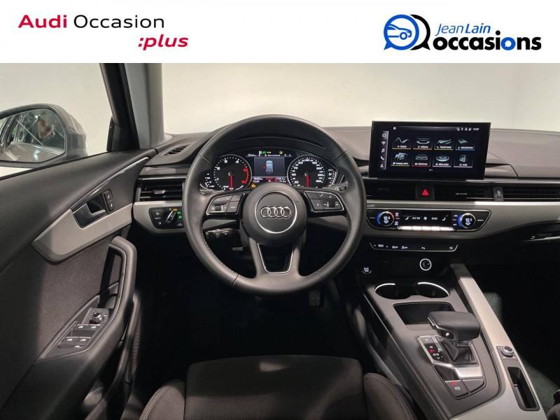 Audi A4 Avant A4 Avant 35 TDI 163 S tronic 7 Business Line 5p Gris occasion à Seynod - photo n°11
