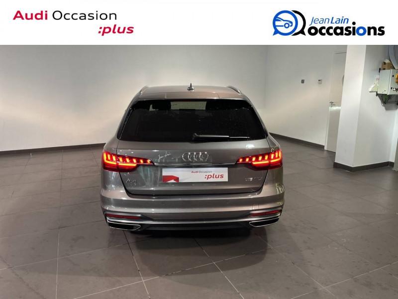 Audi A4 Avant A4 Avant 35 TDI 163 S tronic 7 Business Line 5p Gris occasion à Seynod - photo n°6